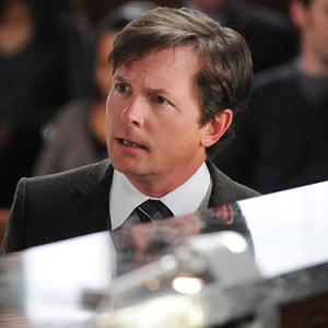 Julianna Margulies, Michael J. Fox, The Good WIfe