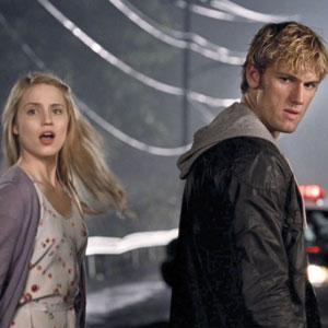 I Am Number Four, Alex Pettyfer, Dianna Agron