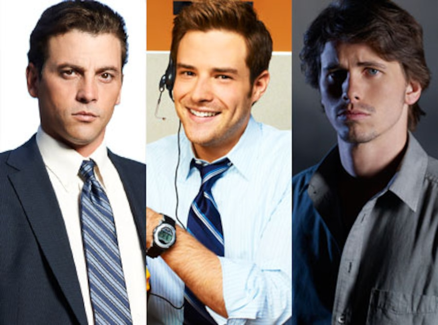 Ben Rappaport, Outsourced, Jason Ritter, The Event, Skeet Ulrich, Law & Order LA