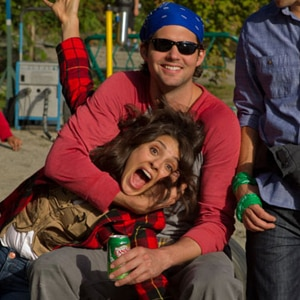 Kristoffer Polaha,Shiri Appleby, Life Unexpected