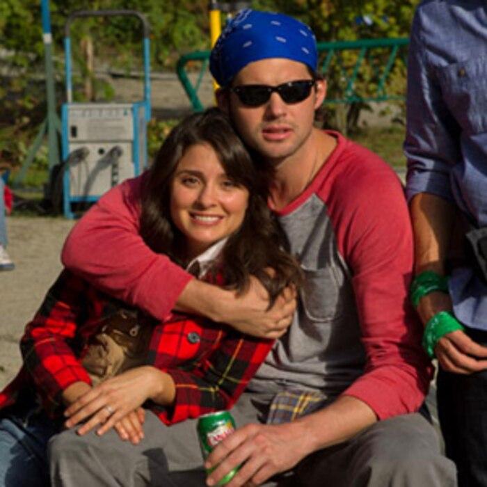 Kristoffer Polaha,Shiri Appleby, Life Unexpected