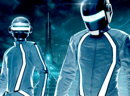 Daft Punk, Tron The Legacy