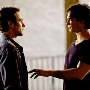 The Vampire Diaries, Taylor Kinney, Ian Somerhalder