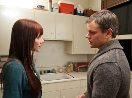Bryce Dallas Howard, Matt Damon, Hereafter