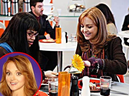 Jayma Mays, Glee, Ugly Betty