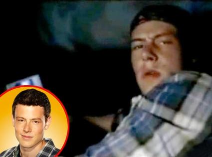 Cory Monteith, Glee, Supernatural