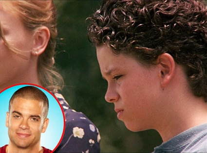 Mark Salling, Glee, Children of the Corn the Gathering