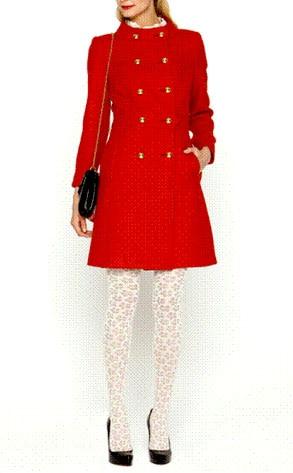 Milly Bastille Coat