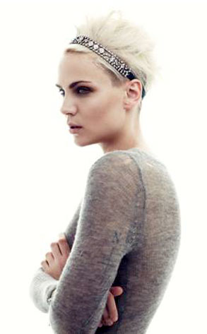 Crystal Velvet Headwrap from Jennifer Behr