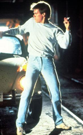 Footloose, Kevin Bacon