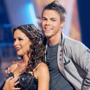 Jennifer Grey, Derek Hough, DWTS