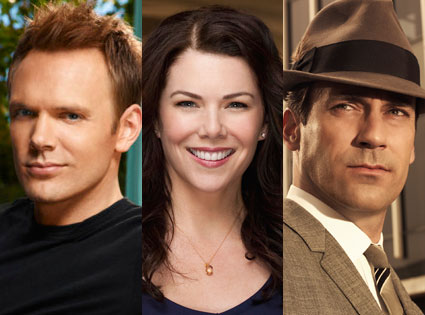 Community, Mad Men, Parenthood