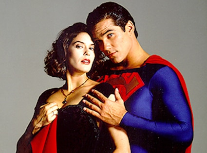 Teri Hatcher, Dean Cain, The New Adventures of Lois and Clark