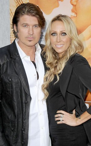 Billy Ray Cyrus, Tish Cyrus