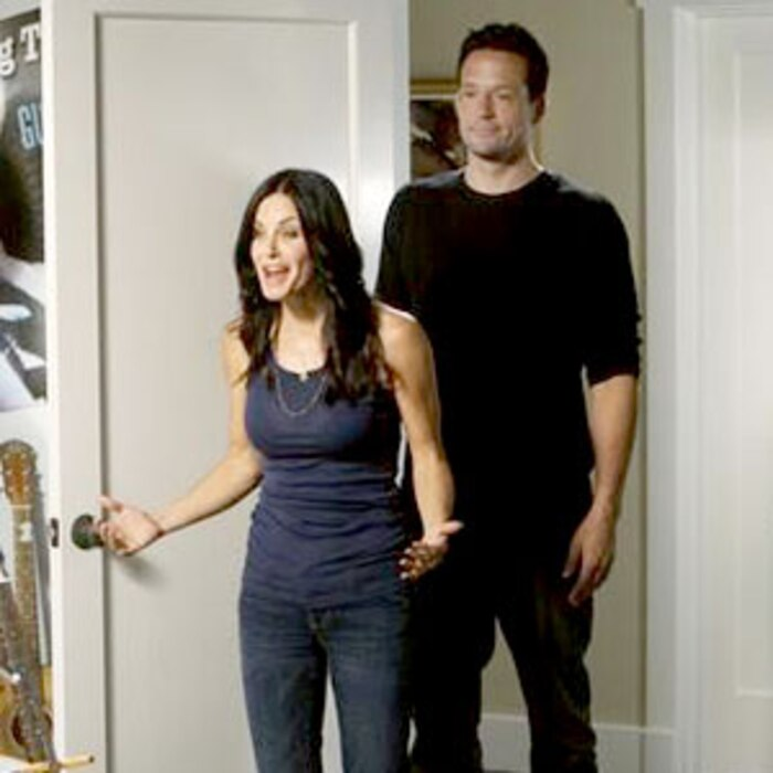 Courteney Cox, Josh Hopkins, Cougar Town