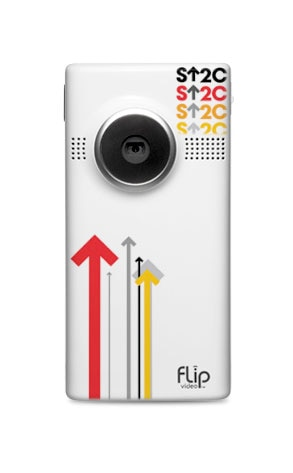 Stand Up To Cancer Flip Video Camera