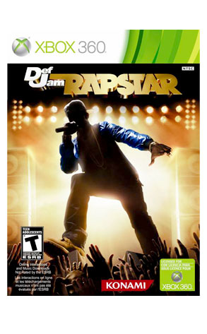 Def Jam Rapstar Video Game