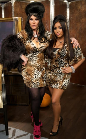 Joan Rivers, Nicole Snooki Polizzi, Fashion Police
