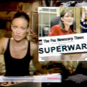 Olivia Wilde, Moveon.org Video