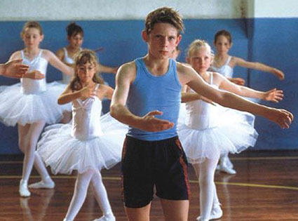 Billy Elliot, Jamie Bell