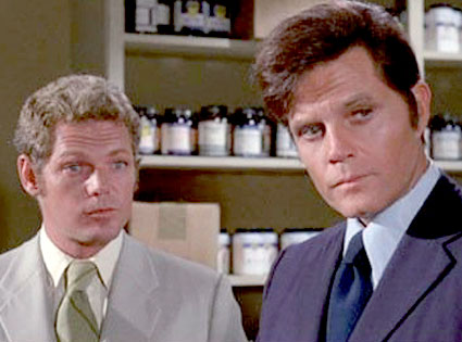 James MacArthur, Jack Lord, Hawaii Five-O