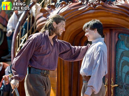 Ben Barnes, Skandar Keynes, The Chronicles of Narnia: The Voyage of The Dawn Treader