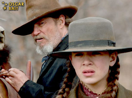 True Grit, Jeff Bridges, Hailee Steinfeld