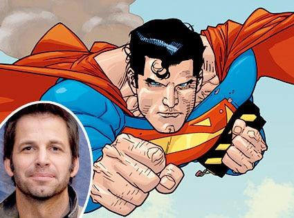 Superman, Zack Synder