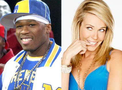 50 Cent, Chelsea Handler