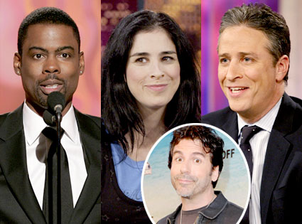 Chris Rock, Sarah Silverman, Jon Stewart, Greg Giraldo