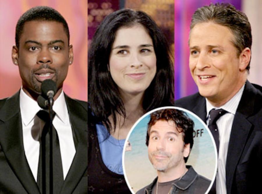 Chris Rock, Sarah Silverman, Jon Stewart, Greg Giraldo