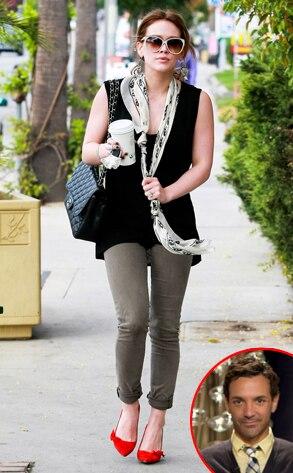 Hilary Duff, George Kotsiopoulos