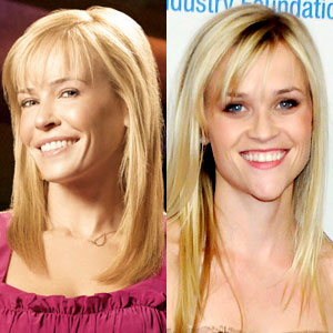 Reese Witherspoon, Chelsea Handler