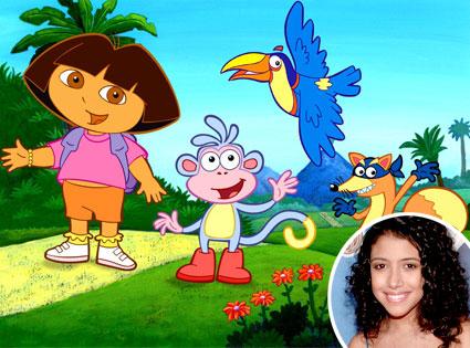 Dora the Explorer, Caitlin Sanchez