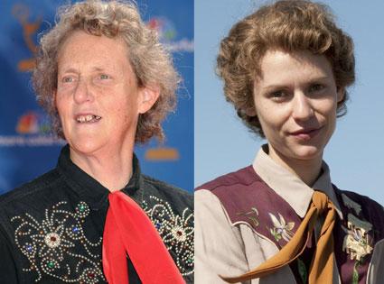 Temple Grandin, Claire Danes