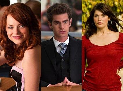 Easy A, Emma Stone, Andrew Garfield, The Social Network, Gemma Arterton, Tamara Drewe