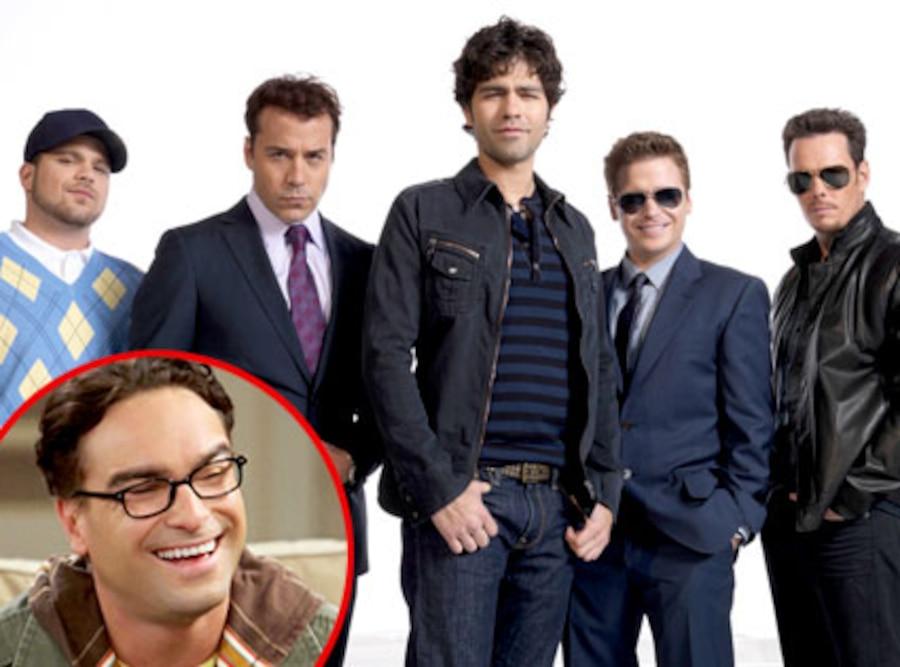 Entourage, Big Bang Theory