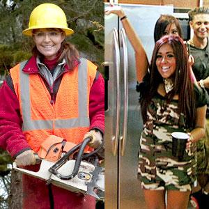 Sarah Palin, Snooki