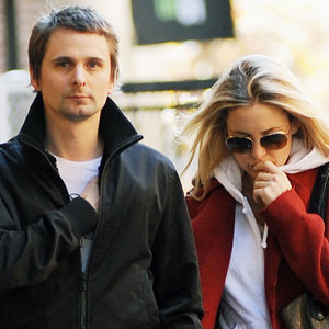 Matthew Bellamy, Kate Hudson