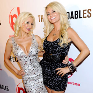Holly Madison, Angel Porrino