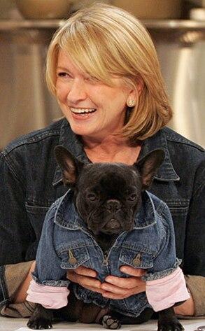 Martha Stewart, Francesca