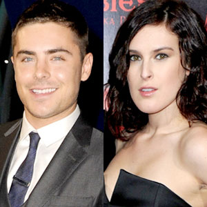 Zac Efron, Rumer Willis