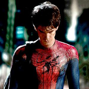 Andrew Garfield, Spiderman