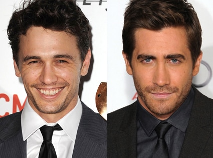 James Franco, Jake Gyllenhaal