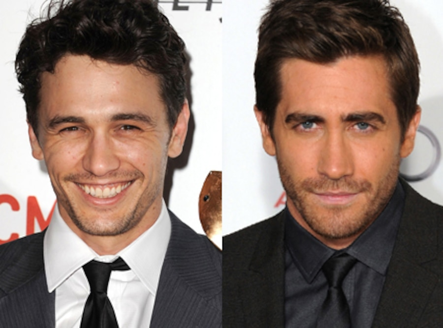James Franco, Jake Gyllenhaal