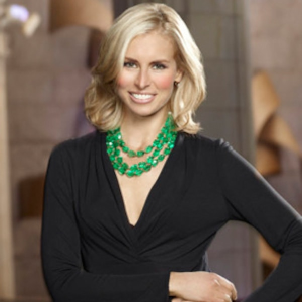 Niki taylor on celebrity apprentice