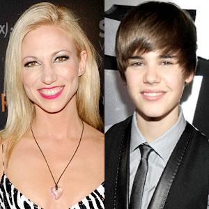 Debbie Gibson, Justin Bieber
