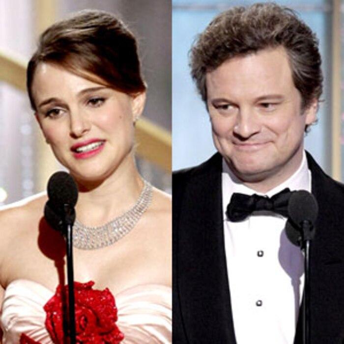 Natalie Portman, Colin Firth