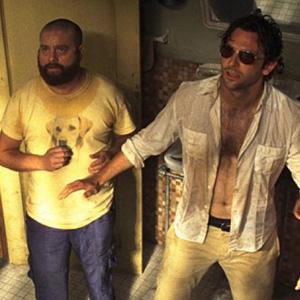 Zach Galifianakis, Bradley Cooper, Ed Helms, Hangover 2