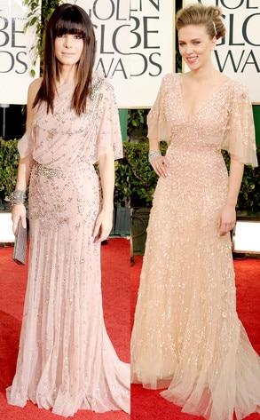 Sandra Bullock, Scarlett Johansson